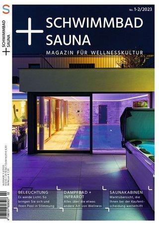 Schwimmbad + Sauna