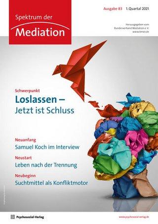 Spektrum der Mediation