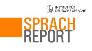 Sprachreport