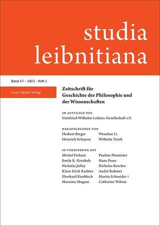 Studia Leibnitiana