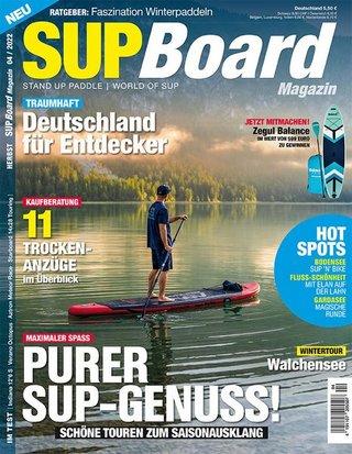 SUP Board Magazin