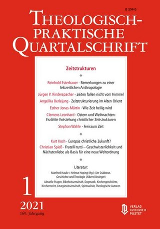 Theologisch-praktische Quartalschrift