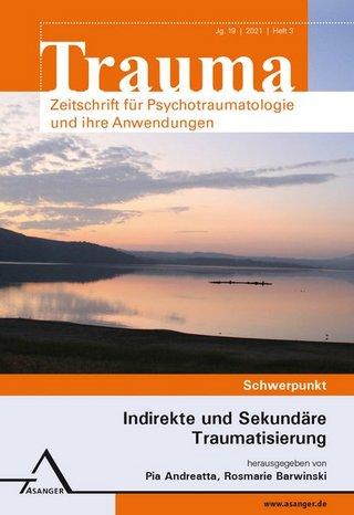 Trauma. Zeitschrift für Psychotraumatologie und ihre Anwendungen.
