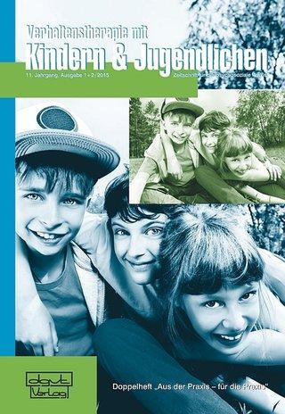 Verhaltenstherapie mit Kindern & Jugendlichen - VTKiJu