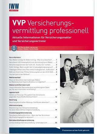 VVP Versicherungsmittlung professionell