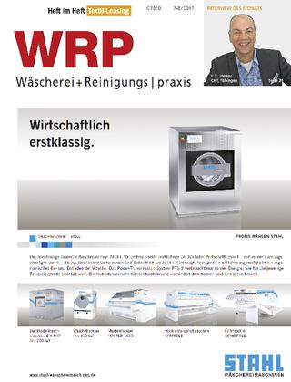 WRP Wäscherei- und Reinigungspraxis