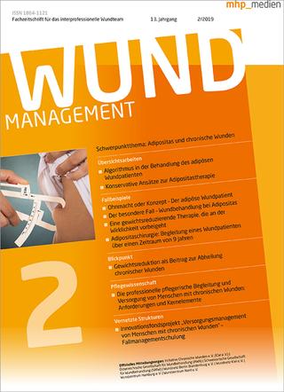 Wundmanagement