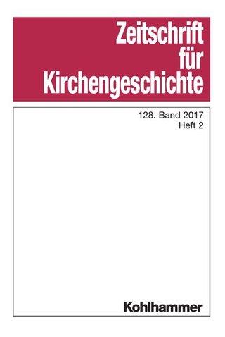 Zeitschrift für Kirchengeschichte