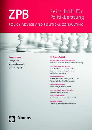 Zeitschrift für Politikberatung