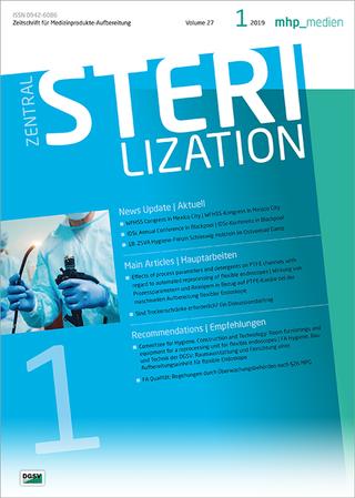 Zentralsterilisation