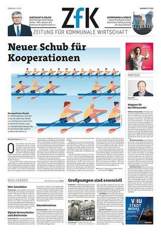 ZfK Zeitung für kommunale Wirtschaft