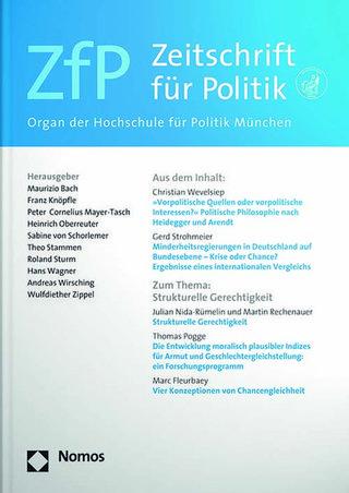 ZfP - Zeitschrift für Politik
