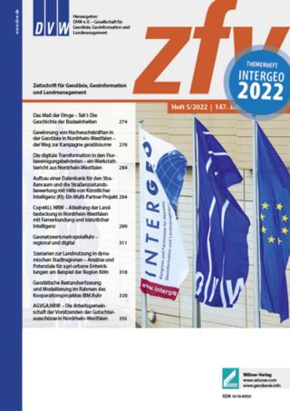 zfv – Zeitschrift für Geodäsie, Geoinformation und Landmanagement