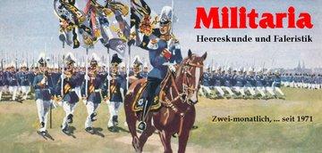 MILITARIA.zeitschrift
