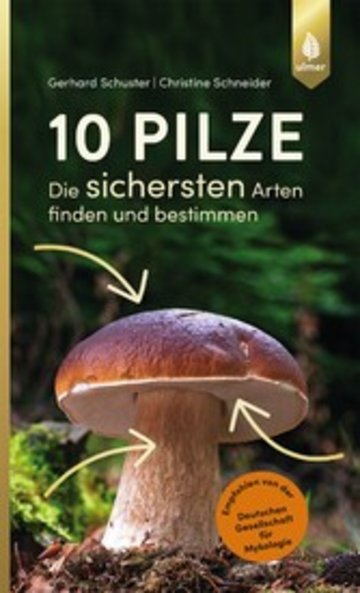 eBook 10 Pilze Cover