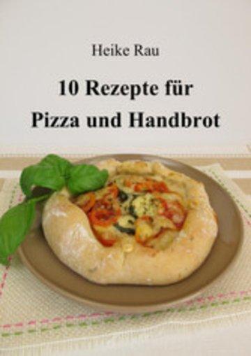eBook 10 Rezepte für Pizza und Handbrot Cover