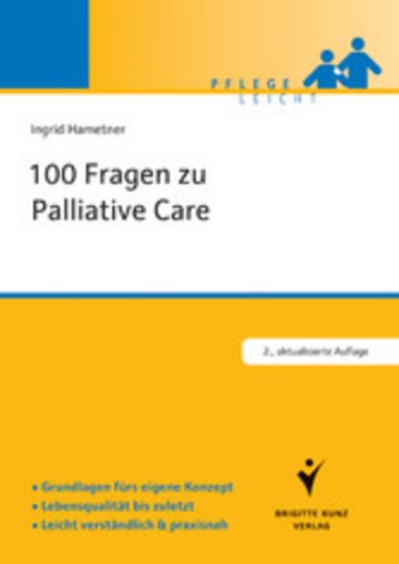 eBook 100 Fragen zu Palliative Care Cover