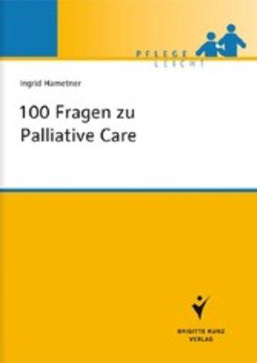 eBook 100 Fragen zu Palliative Care Cover