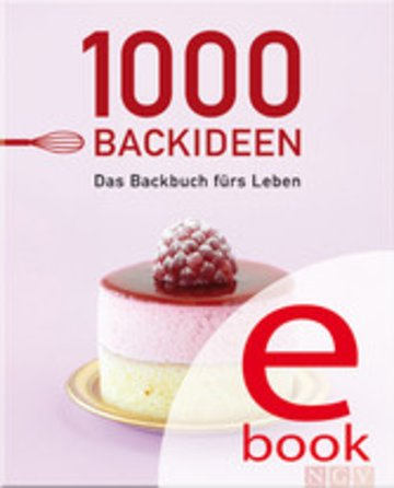 eBook 1000 Backideen Cover