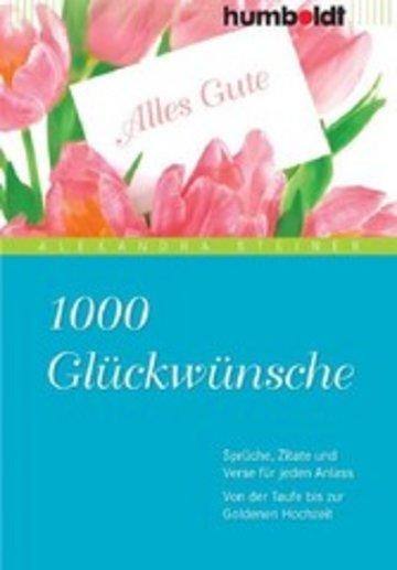 eBook 1000 Glückwünsche Cover