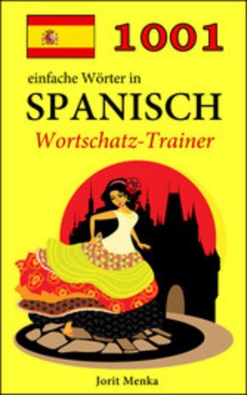 eBook 1001 einfache Wörter in Spanisch Cover