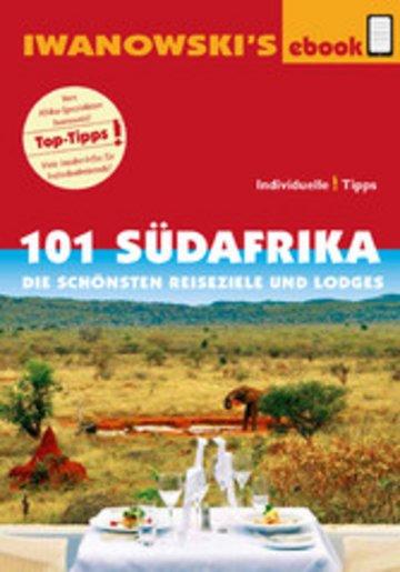 eBook 101 Südafrika - Reiseführer von Iwanowski Cover