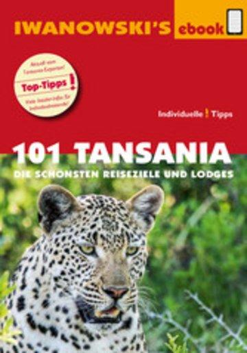 eBook 101 Tansania - Reiseführer von Iwanowski Cover