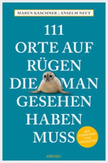 eBook 111 Orte auf Rügen, die man gesehen haben muss Cover