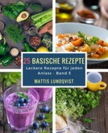 eBook 25 basische Rezepte Cover