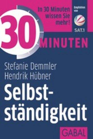 eBook 30 Minuten Selbstständigkeit Cover