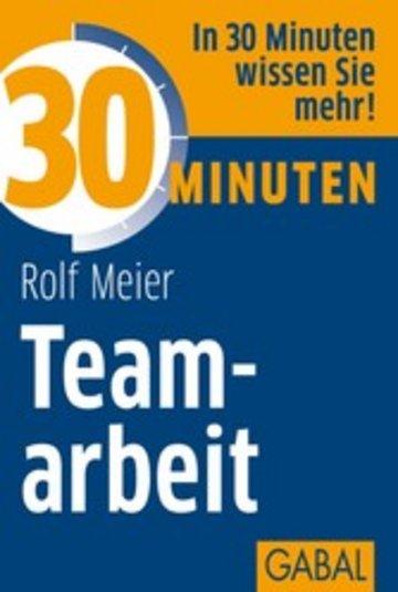eBook 30 Minuten Teamarbeit Cover