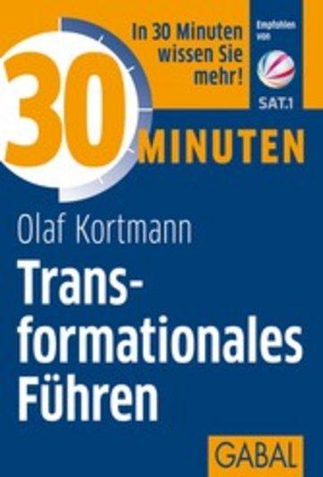 eBook 30 Minuten Transformationales Führen Cover
