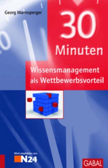 eBook 30 Minuten Wissensmanagement als Wettbewerbsvorteil Cover