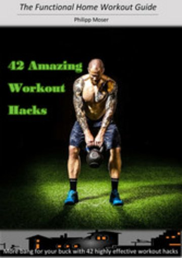 eBook 42 Awesome Workout Hacks Cover