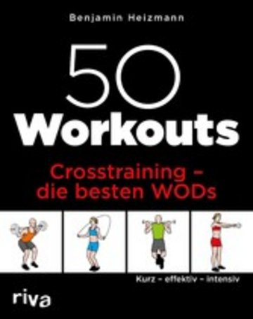 eBook 50 Workouts - Crosstraining - die besten WODs Cover