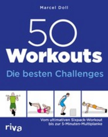 eBook 50 Workouts - Die besten Challenges Cover