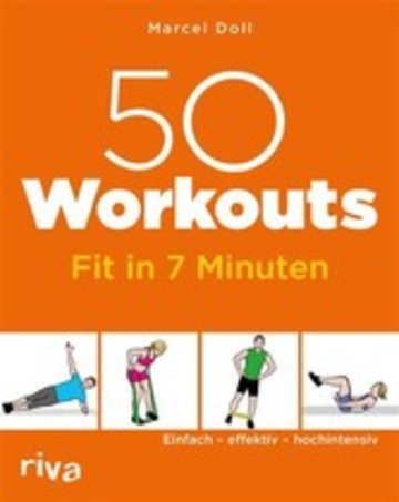eBook 50 Workouts - Fit in 7 Minuten Cover
