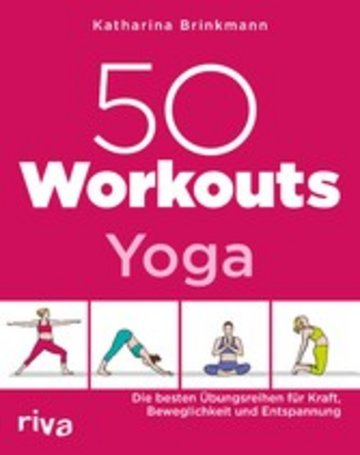 eBook 50 Workouts - Yoga Cover