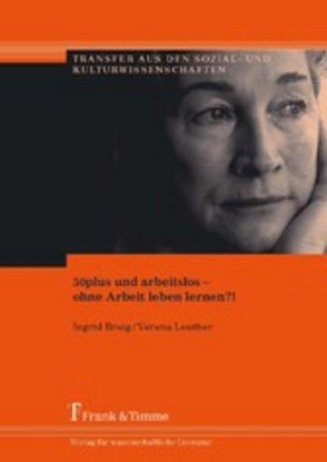 eBook 50plus und arbeitslos - ohne Arbeit leben lernen?! Cover