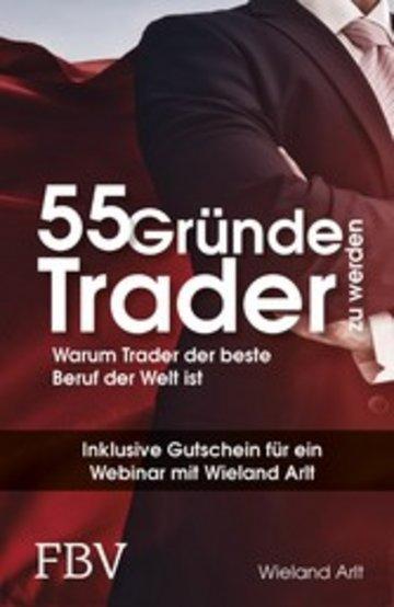 eBook 55 Gründe, Trader zu werden Cover