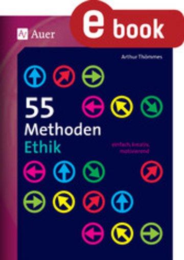 eBook 55 Methoden Ethik Cover