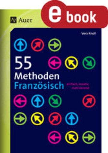 eBook 55 Methoden Französisch Cover