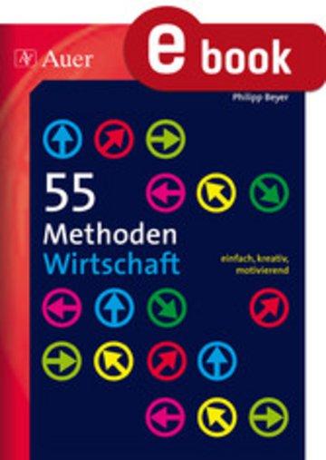 eBook 55 Methoden Wirtschaft Cover
