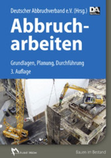 eBook Abbrucharbeiten Cover