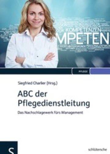 eBook ABC der Pflegedienstleitung Cover