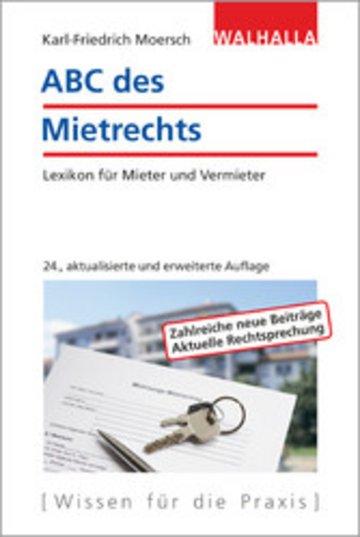 eBook ABC des Mietrechts Cover