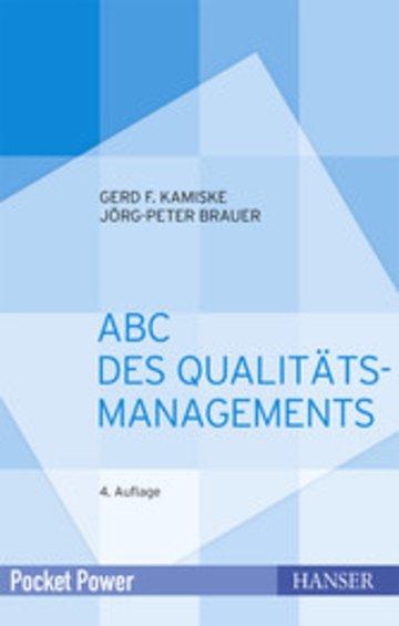 eBook ABC des Qualitätsmanagements Cover