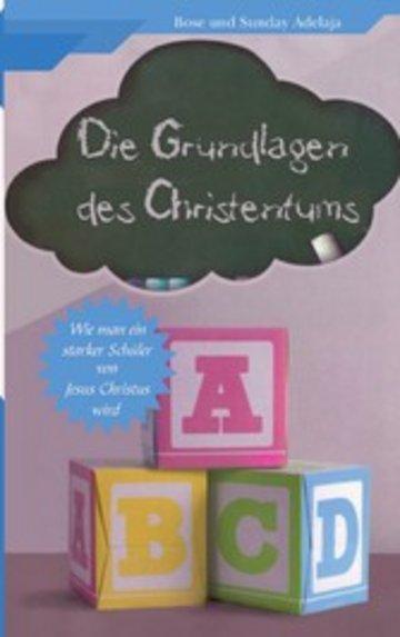 eBook ABC - Die Grundlagen des Christentums Cover