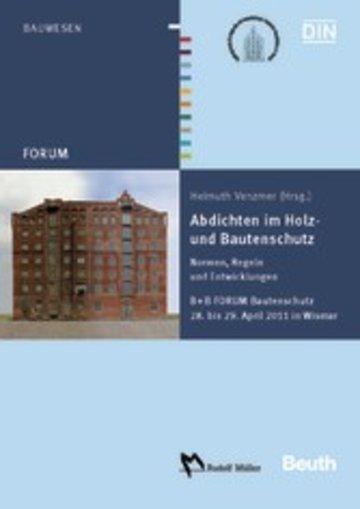 eBook Abdichten im Holz- und Bautenschutz Cover