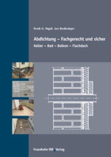 eBook Abdichtung - fachgerecht und sicher. Cover